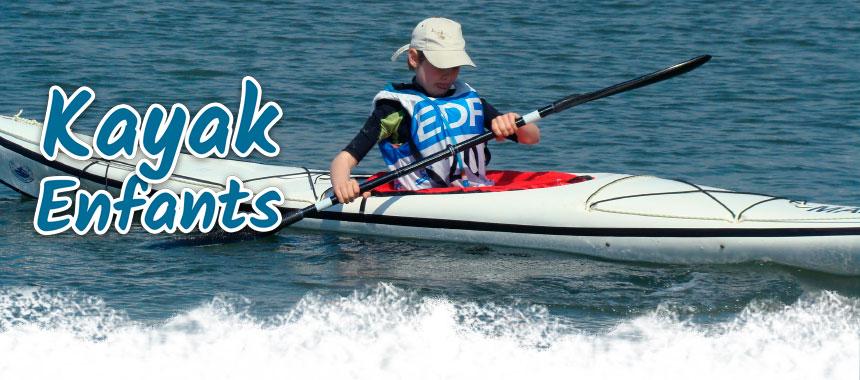 Cnprs Kayak enfant marseille